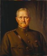 Portrait of General John J. Pershing