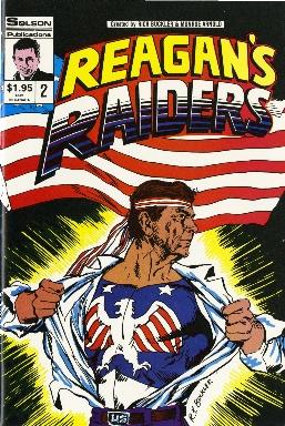 Reagan's raiders vol.1, no.2