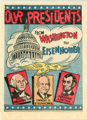 Our Presidents from Washington to Eisenhower