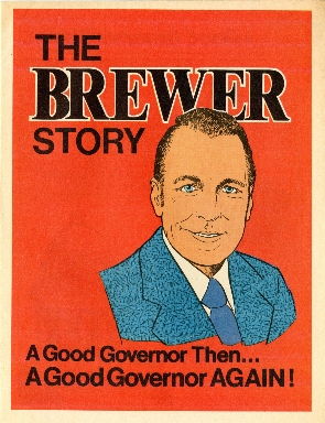 The Brewer Story : good governor then… a good governor again!