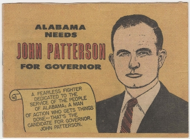 Alabama needs John Patterson for governor