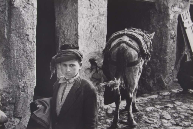 Untitled (Turkish Boy)
