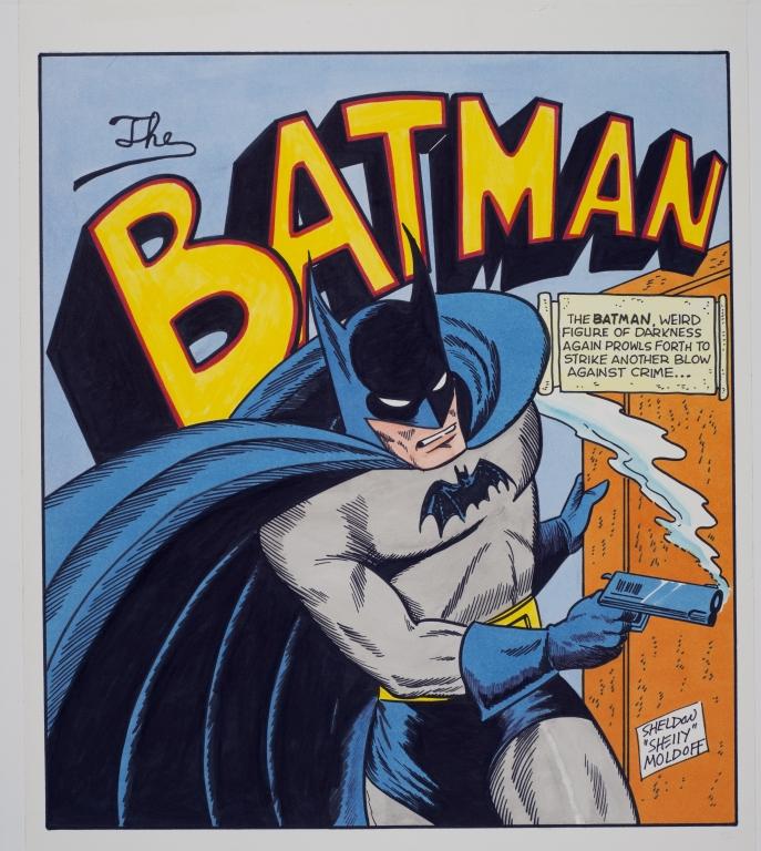 Dan F. and Barbara J. Howard Collection of Comic Art