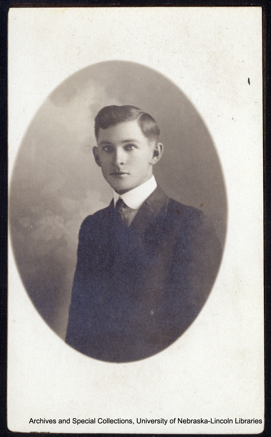 George Cather Ray Collection