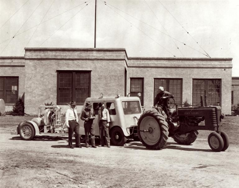 Nebraska Tractor Test Laboratory, Records