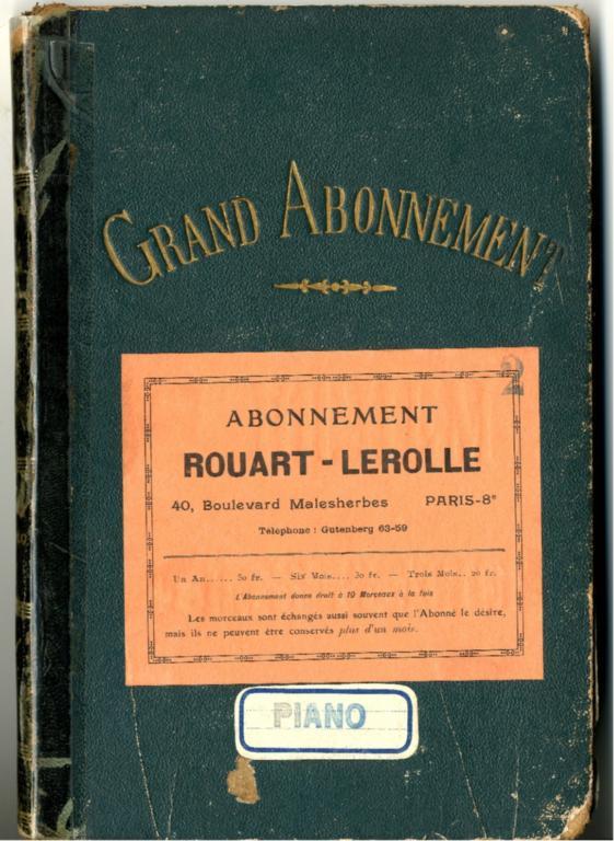 Rokahr Family Archive
