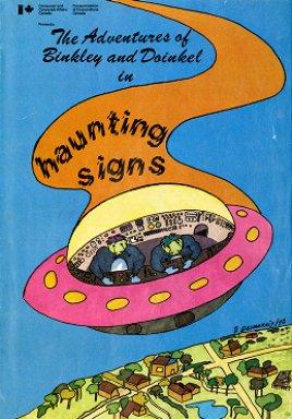Adventures of Binkley and Doinkel in Haunting Signs
