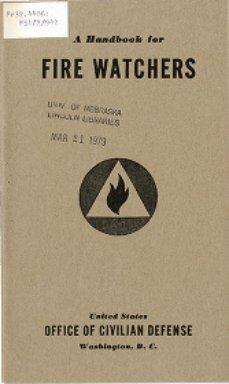 Handbook for Fire Watchers