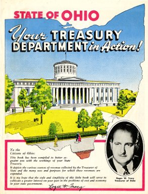 State of Ohio. Your Treasury Department in action!