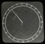 The Circumpolar Clock 2h 30m